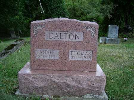 DALTON, ANNA - Meigs County, Ohio | ANNA DALTON - Ohio Gravestone Photos