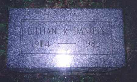 DANIELS, LILLIAN R. - Meigs County, Ohio | LILLIAN R. DANIELS - Ohio Gravestone Photos