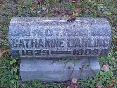 DARLING, CATHARINE - Meigs County, Ohio | CATHARINE DARLING - Ohio Gravestone Photos