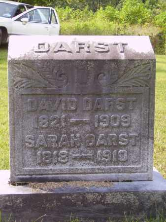 MURRAY DARST, SARAH - Meigs County, Ohio | SARAH MURRAY DARST - Ohio Gravestone Photos