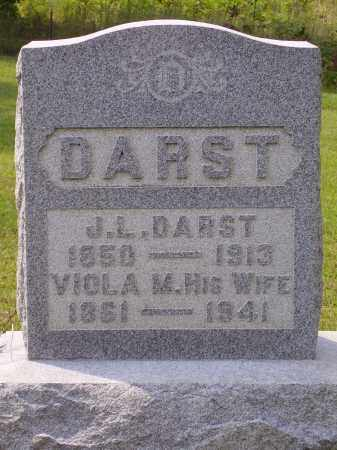 DARST, JERRY L. - Meigs County, Ohio | JERRY L. DARST - Ohio Gravestone Photos