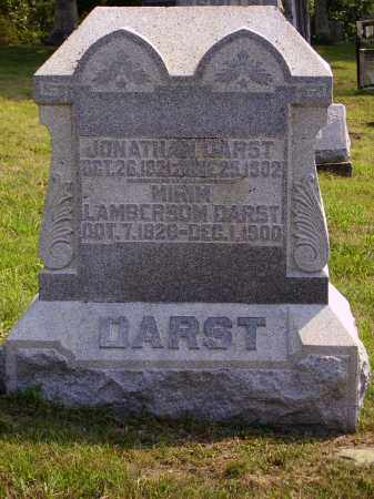 DARST, MIRIM - Meigs County, Ohio | MIRIM DARST - Ohio Gravestone Photos