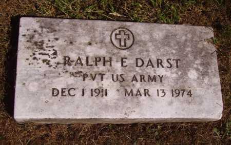 DARST, RALPH E. - Meigs County, Ohio | RALPH E. DARST - Ohio Gravestone Photos