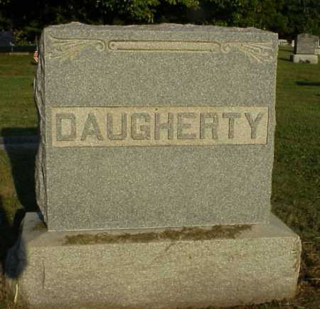 DAUGHERTY, FAMILY MONUMENT - Meigs County, Ohio | FAMILY MONUMENT DAUGHERTY - Ohio Gravestone Photos