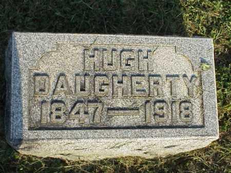 DAUGHERTY, HUGH - Meigs County, Ohio | HUGH DAUGHERTY - Ohio Gravestone Photos