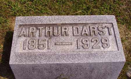 DARST, ARTHUR - Meigs County, Ohio | ARTHUR DARST - Ohio Gravestone Photos