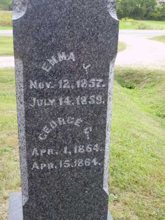 DAVIS, EMMA J. - Meigs County, Ohio | EMMA J. DAVIS - Ohio Gravestone Photos