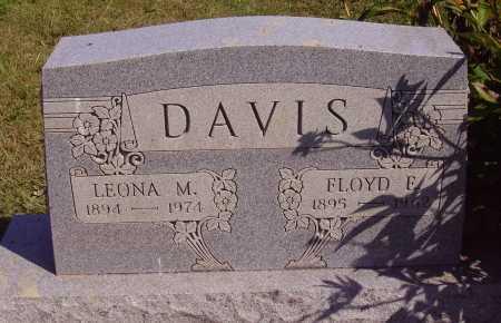DAVIS, LEONA M. - Meigs County, Ohio | LEONA M. DAVIS - Ohio Gravestone Photos