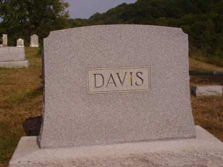 DAVIS, MONUMENT - Meigs County, Ohio | MONUMENT DAVIS - Ohio Gravestone Photos