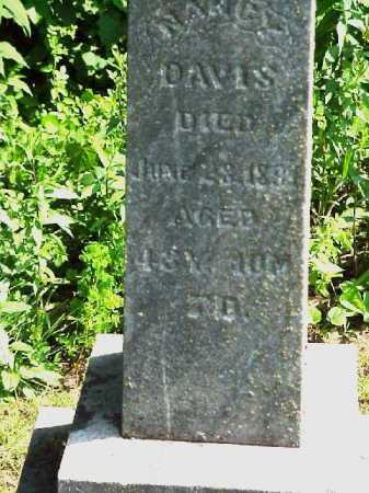 DAVIS, NANCY - Meigs County, Ohio | NANCY DAVIS - Ohio Gravestone Photos
