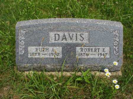 DAVIS, RUTH A. - Meigs County, Ohio | RUTH A. DAVIS - Ohio Gravestone Photos