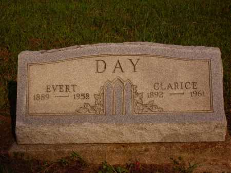 DAY, EVERT - Meigs County, Ohio | EVERT DAY - Ohio Gravestone Photos