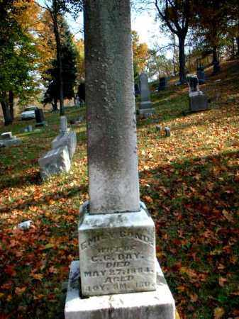 BOND DAY, EMILY - Meigs County, Ohio | EMILY BOND DAY - Ohio Gravestone Photos