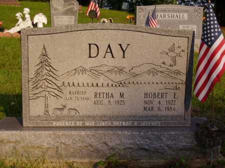 DAY, RETHA M. - Meigs County, Ohio | RETHA M. DAY - Ohio Gravestone Photos