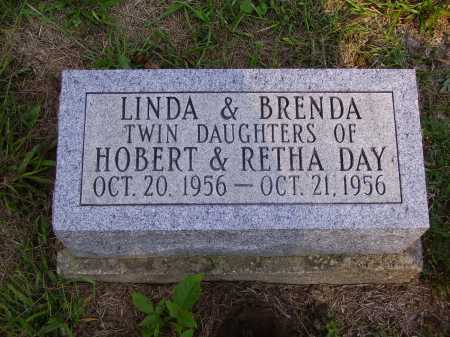 DAY, LINDA - Meigs County, Ohio | LINDA DAY - Ohio Gravestone Photos