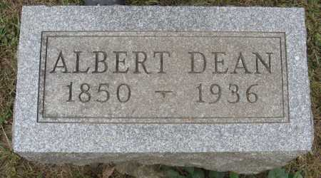 DEAN, ALBERT - Meigs County, Ohio | ALBERT DEAN - Ohio Gravestone Photos