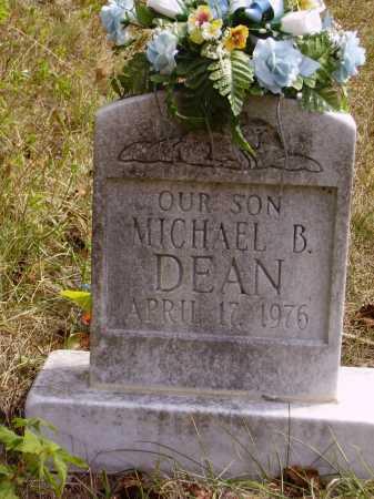 DEAN, MICHAEL B. - Meigs County, Ohio | MICHAEL B. DEAN - Ohio Gravestone Photos