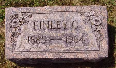 DENISON, FINLEY C. - Meigs County, Ohio | FINLEY C. DENISON - Ohio Gravestone Photos