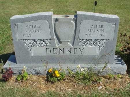 DENEY, MARVIN - Meigs County, Ohio | MARVIN DENEY - Ohio Gravestone Photos