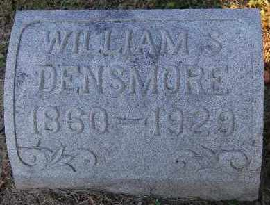 DENSMORE, WILLIAM S. - Meigs County, Ohio | WILLIAM S. DENSMORE - Ohio Gravestone Photos