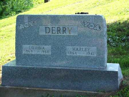 DERRY, HARLEY - Meigs County, Ohio | HARLEY DERRY - Ohio Gravestone Photos
