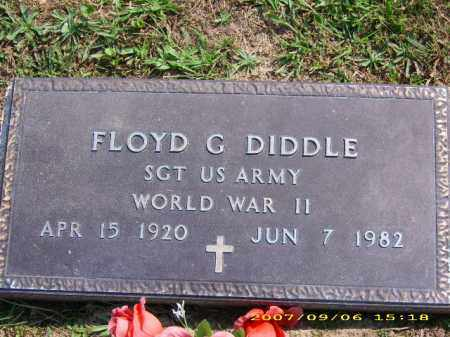"DIDDLE, FLOYD G ""BUSTER"" - Meigs County, Ohio 