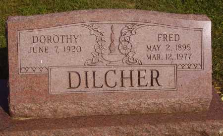 DILCHER, DOROTHY - Meigs County, Ohio | DOROTHY DILCHER - Ohio Gravestone Photos