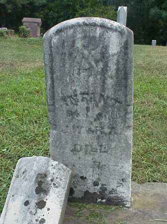 DILL, INFANT SON - Meigs County, Ohio | INFANT SON DILL - Ohio Gravestone Photos