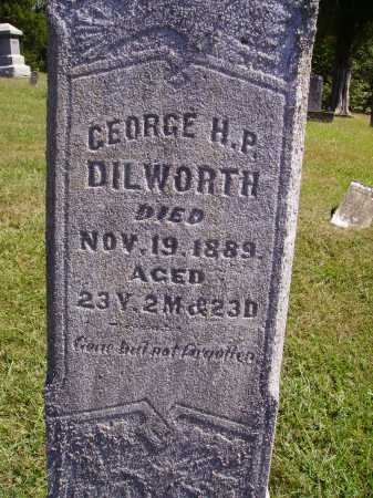 DILWORTH, GEORGE H. P. - CLOSEVIEW - Meigs County, Ohio | GEORGE H. P. - CLOSEVIEW DILWORTH - Ohio Gravestone Photos
