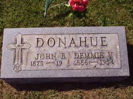 DONAHUE, JOHN B. - Meigs County, Ohio | JOHN B. DONAHUE - Ohio Gravestone Photos