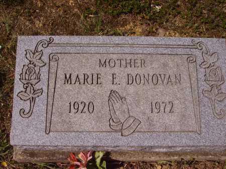 DONOVAN, MARIE E. - Meigs County, Ohio | MARIE E. DONOVAN - Ohio Gravestone Photos
