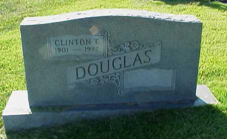 DOUGLAS, CLINTON E. - Meigs County, Ohio | CLINTON E. DOUGLAS - Ohio Gravestone Photos