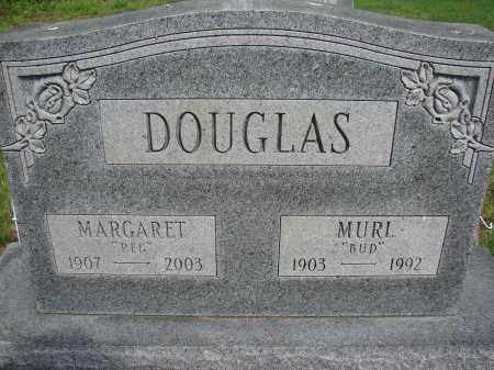 "DOUGLAS, MARGARET E ""PEG"" - Meigs County, Ohio 