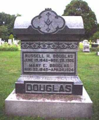ATKINS DOUGLAS, MARY E. - Meigs County, Ohio | MARY E. ATKINS DOUGLAS - Ohio Gravestone Photos