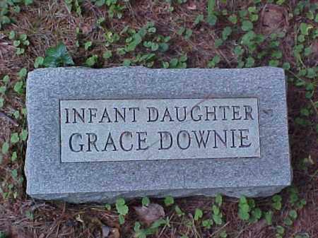 DOWNIE, GRACE - Meigs County, Ohio | GRACE DOWNIE - Ohio Gravestone Photos