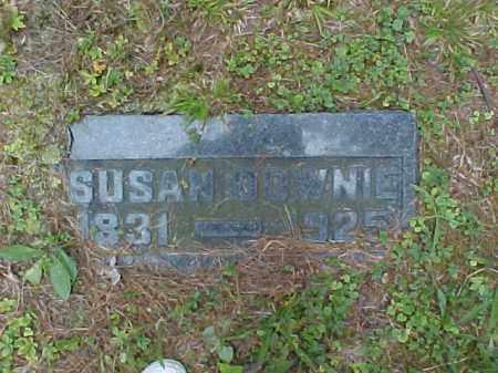 DOWNIE, SUSAN - Meigs County, Ohio | SUSAN DOWNIE - Ohio Gravestone Photos