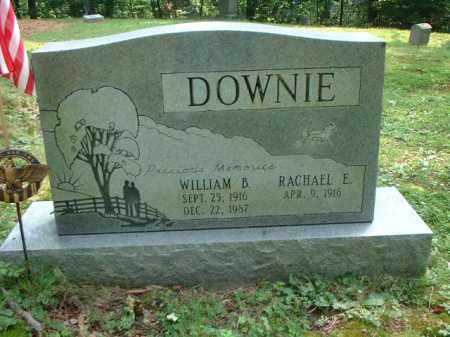 DOWNIE, RACHAEL E. - Meigs County, Ohio | RACHAEL E. DOWNIE - Ohio Gravestone Photos