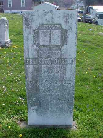 DOWNING, FRANKLIN - Meigs County, Ohio | FRANKLIN DOWNING - Ohio Gravestone Photos