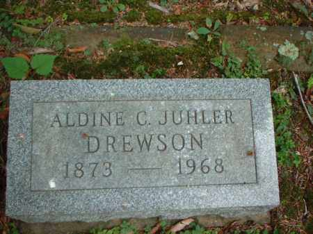 DREWSON, ALDINE C. - Meigs County, Ohio | ALDINE C. DREWSON - Ohio Gravestone Photos