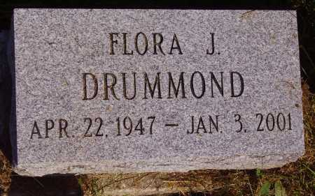 PENNINGTON DRUMMOND, FLORA J. - Meigs County, Ohio | FLORA J. PENNINGTON DRUMMOND - Ohio Gravestone Photos