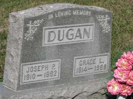 DUGAN, JOSEPH P. - Meigs County, Ohio | JOSEPH P. DUGAN - Ohio Gravestone Photos