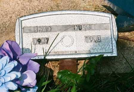 DURST, BRAD - Meigs County, Ohio | BRAD DURST - Ohio Gravestone Photos