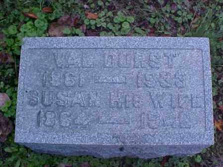 DURST, VAL - Meigs County, Ohio | VAL DURST - Ohio Gravestone Photos