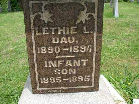 DYE, INFANT SON - Meigs County, Ohio | INFANT SON DYE - Ohio Gravestone Photos