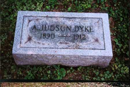 DYKE, A. JUDSON - Meigs County, Ohio | A. JUDSON DYKE - Ohio Gravestone Photos