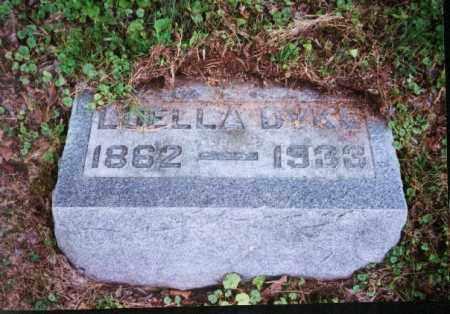 DYKE, LUELLA - Meigs County, Ohio | LUELLA DYKE - Ohio Gravestone Photos
