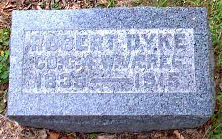 DYKE, ROBERT - Meigs County, Ohio | ROBERT DYKE - Ohio Gravestone Photos