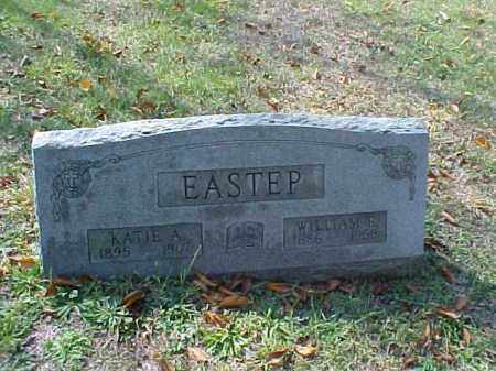 EASTEP, KATIE A. - Meigs County, Ohio | KATIE A. EASTEP - Ohio Gravestone Photos