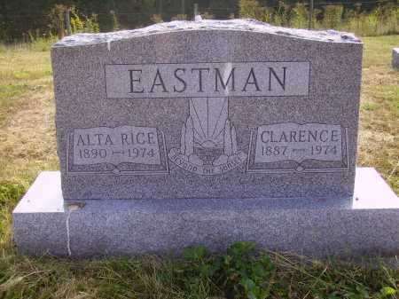 EASTMAN, CLARENCE - Meigs County, Ohio | CLARENCE EASTMAN - Ohio Gravestone Photos