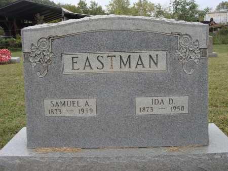 SMITH EASTMAN, IDA D. - Meigs County, Ohio | IDA D. SMITH EASTMAN - Ohio Gravestone Photos